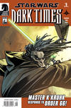 Cover for Star Wars: Dark Times (Dark Horse, 2006 series) #6 [Newsstand]