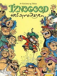 Cover for Iznogood (1998 series) #6 - Helsprødagen