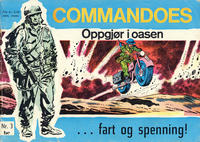 Cover Thumbnail for Commandoes (Fredhøis forlag, 1973 series) #3