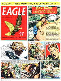 Cover Thumbnail for Eagle (Longacre Press, 1959 series) #v10#3