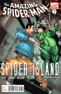 Cover Thumbnail for The Amazing Spider-Man (Marvel, 1999 series) #668