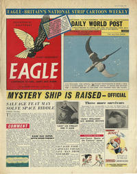 Cover Thumbnail for Eagle (Hulton Press, 1950 series) #v6#33