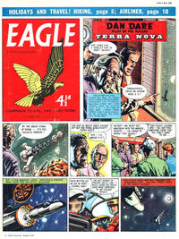 Cover Thumbnail for Eagle (Longacre Press, 1959 series) #v10#23