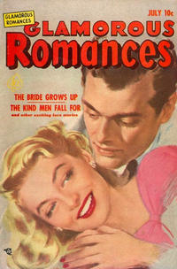 Cover Thumbnail for Glamorous Romances (Ace Magazines, 1949 series) #62