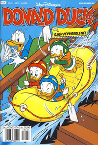 Cover Thumbnail for Donald Duck & Co (Egmont Serieforlaget, 1997 series) #34/2011