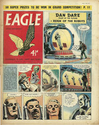 Cover for Eagle (Hulton Press, 1950 series) #v8#18