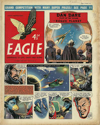 Cover Thumbnail for Eagle (Hulton Press, 1950 series) #v8#5