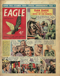 Cover Thumbnail for Eagle (Hulton Press, 1950 series) #v8#20
