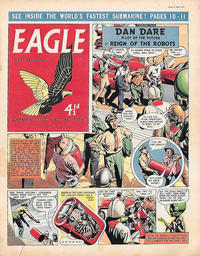 Cover Thumbnail for Eagle (Hulton Press, 1950 series) #v8#25