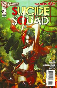 Cover Thumbnail for Suicide Squad (DC, 2011 series) #1