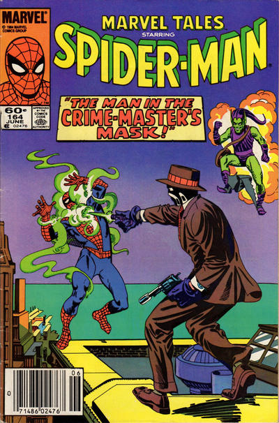 Cover for Marvel Tales (Marvel, 1966 series) #164 [Direct Edition]