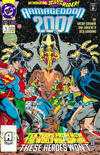 Cover for Armageddon 2001 (DC, 1991 series) #1 [First Printing; Direct]