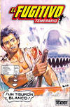 Cover for El Fugitivo Temerario (Editora Cinco, 1983 ? series) #49