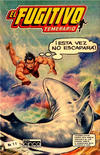 Cover for El Fugitivo Temerario (Editora Cinco, 1983 ? series) #11