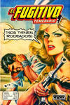 Cover for El Fugitivo Temerario (Editora Cinco, 1983 ? series) #19