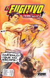 Cover for El Fugitivo Temerario (Editora Cinco, 1983 ? series) #38
