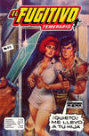 Cover for El Fugitivo Temerario (Editora Cinco, 1983 ? series) #45