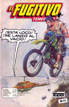 Cover for El Fugitivo Temerario (Editora Cinco, 1983 ? series) #46