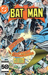 Cover for Batman (DC, 1940 series) #388 [Direct]