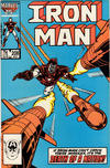 Cover Thumbnail for Iron Man (1968 series) #208 [Direct Sales Edition]