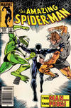 Cover Thumbnail for The Amazing Spider-Man (1963 series) #266 [Newsstand Edition]