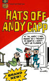 Cover for Hats Off, Andy Capp (Gold Medal Books, 1968 series) #D2009