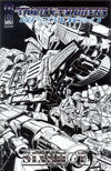Cover Thumbnail for The Transformers: Spotlight: Sixshot (2006 series) #[nn] [Cover RIA]