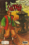 Cover for Samurai (Editora Cinco, 1980 series) #3