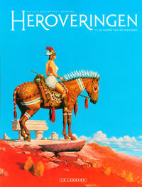 Cover for Heroveringen (2011 series) #1 - De horde van de levenden