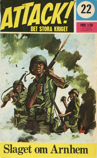 Cover Thumbnail for Attack (Semic, 1967 series) #22