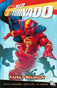 Cover Thumbnail for Red Tornado: Family Reunion (DC, 2010 series)