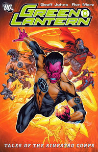 Cover Thumbnail for Green Lantern: Tales of the Sinestro Corps (DC, 2009 series)