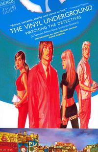 Cover Thumbnail for The Vinyl Underground (DC, 2008 series) #1 - Watching the Detectives