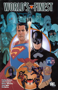 Cover Thumbnail for World's Finest (DC, 2010 series)