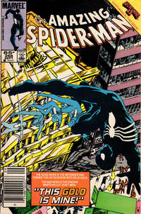 Cover Thumbnail for The Amazing Spider-Man (Marvel, 1963 series) #268 [Newsstand Edition]