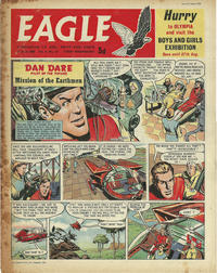 Cover Thumbnail for Eagle (Longacre Press, 1959 series) #v11#35