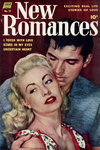 Cover Thumbnail for New Romances (Standard, 1951 series) #17