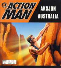 Cover Thumbnail for Action Man (Egmont Serieforlaget, 1999 series) #[nn] Aksjon Australia