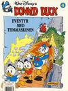 Cover Thumbnail for Donald Duck Eventyr med tidsmaskinen (1987 series) #4 [Reutsendelse bc-F 147 34]