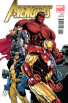 Cover Thumbnail for Avengers (2010 series) #17 [Architect Variant]