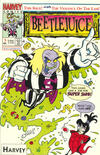 Cover for Beetlejuice Elliot Mess and the Unwashables (Harvey, 1992 series) #3