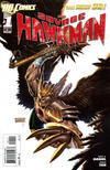 Cover for The Savage Hawkman (DC, 2011 series) #1