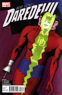 Cover for Daredevil (Marvel, 2011 series) #3 [2nd Printing]