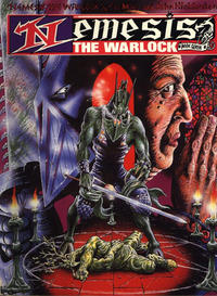 Cover Thumbnail for Nemesis the Warlock (Titan, 1983 series) #7