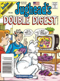 Cover for Jughead&#39;s Double Digest (1989 series) #82