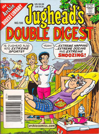 Cover for Jughead's Double Digest (Archie, 1989 series) #105