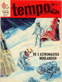 Cover Thumbnail for Tempo (Hjemmet, 1966 series) #13/1968