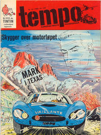 Cover Thumbnail for Tempo (Hjemmet, 1966 series) #16/1968