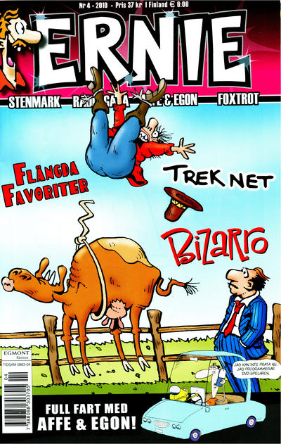 Cover for Ernie (2000 series) #4/2010