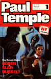 Cover for Paul Temple (Semic, 1970 series) #1/1971